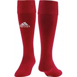 ADIDAS Performance Milano Sock Size 43-45 [E19298] - Red